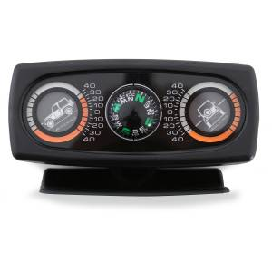 Smittybilt - Smittybilt Clinometer 2 Jeep Graphic 791006