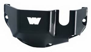 Exterior - Skid Plates - Warn - Warn Differential; Dana 44; Powder Coated; Black; Steel 65447