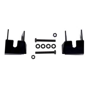 Exterior - Skid Plates - Rugged Ridge - Rugged Ridge Skid Plate Kit, Rear, Lower, Control Arms; 07-18 Jeep Wrangler JK 18003.36