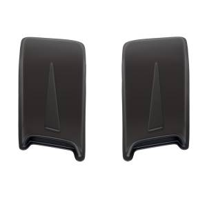 Exterior - Hood Scoops - Westin - Westin Large Racing Accent 2pc 11.5 X 30 X 2 72-13011