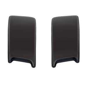Exterior - Hood Scoops - Westin - Westin Large Smooth 2pc 11.5 X 30 X 2 72-13001
