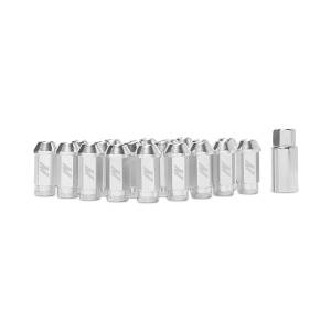 Shop by Part - Mishimoto - Mishimoto Mishimoto Aluminum Locking Lug Nuts, M12 x 1.25 MMLG-125-LOCKSL