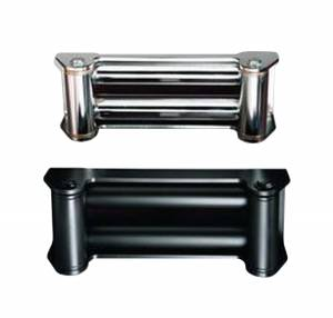 Winches and Accessories - Accessories - Warn - Warn Roller Style; Industrial; For 10 Inch Drum; Black 24336
