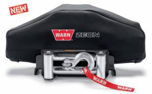 Winches and Accessories - Accessories - Warn - Warn Fits Zeon 8/ Zeon 8-S; Zeon 10/ Zeon 10-S/ Zeon 12 Winches; Neoprene 91415