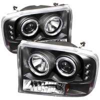 Ford Powerstroke - 2003-2007 Ford 6.0L Powerstroke - Lighting