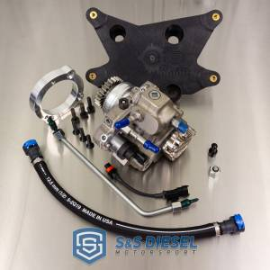 Shop by Part - S&S Diesel - S&S DIESEL | 2019+ RAM CP3 CONVERSION KIT