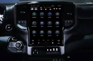 Electrical - Electrical Components - Linkswell Technology - LINKSWELL | 2019-2020 DODGE RAM GENERATION IV T-STYLE RADIO | TS-DGPU12-1RR-4