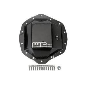 1994-1997 Ford 7.3L Powerstroke - Axles & Components - Wehrli Custom Fab - Wehrli Custom Fab | T4 Spacer Plate Kit .5 Inch with Studs and Gaskets | WCF100118