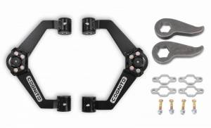 Steering And Suspension - Lift & Leveling Kits - Cognito Motorsports Truck - Cognito Motorsports Truck | Leveling Kit For 11-19 Silverado/Sierra 2500HD/3500HD | 110-90768