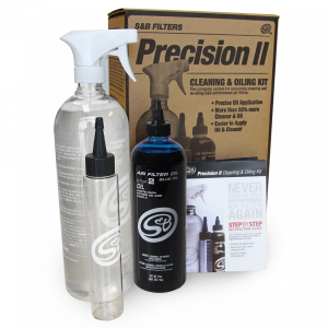 Air Intakes & Accessories - Air Filter Accessories - S&B - S&B | Cleaning Kit For Precision II Cleaning and Oil Kit Blue Oil Oiled | 88-0009