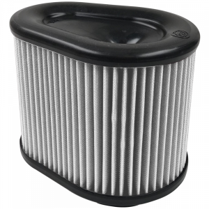 Gas Vehicles - Ram - S&B - S&B | Air Filter For Intake Kits 75-5074 Dry Extendable White | KF-1061D