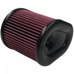 Gas Vehicles - Ram - S&B - S&B | Air Filter For Intake Kits 75-5074 Oiled Cotton Cleanable Red | KF-1061