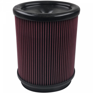S&B   Air Filter For Intake Kits 75-5062 Oiled Cotton Cleanable Red   KF-1059