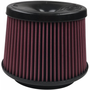 Air Intakes & Accessories - Air Filters - S&B - S&B | Air Filter For 75-5081,75-5083,75-5108,75-5077,75-5076,75-5067,75-5079 Cotton Cleanable Red | KF-1058