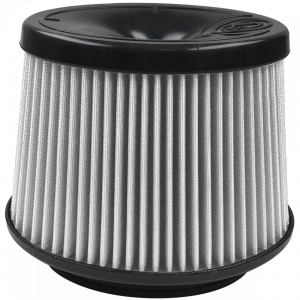 Air Intakes & Accessories - Air Filters - S&B - S&B | Air Filter For 75-5081,75-5083,75-5108,75-5077,75-5076,75-5067,75-5079 Dry Extendable White | KF-1058D