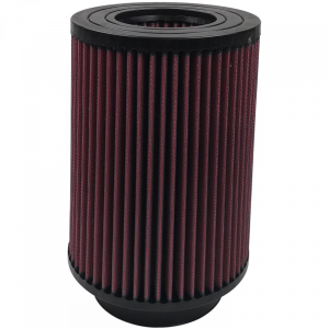 Air Intakes & Accessories - Air Filters - S&B - S&B | Air Filter For Intake Kits 75-5027 Oiled Cotton Cleanable Red | KF-1041