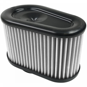 Air Intakes & Accessories - Air Filters - S&B - S&B | Air Filter for Intake Kits 75-5070 Dry Extendable White | KF-1039D