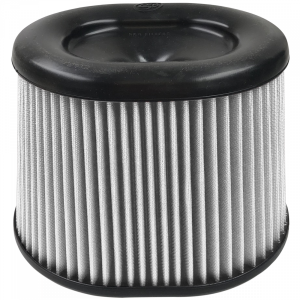 Air Intakes & Accessories - Air Filters - S&B - S&B | Air Filter For 75-5021,75-5042,75-5036,75-5091,75-5080 ,75-5102,75-5101,75-5093,75-5094,75-5090,75-5050,75-5096,75-5047,75-5043 Dry Extendable White | KF-1035D