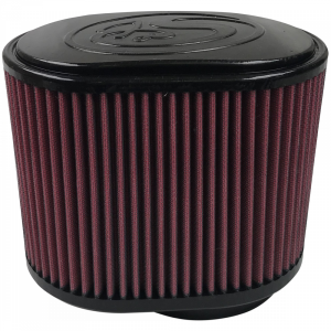 Air Intakes & Accessories - Air Filters - S&B - S&B | Air Filter For 75-5007,75-3031-1,75-3023-1,75-3030-1,75-3013-2,75-3034 Cotton Cleanable Red | KF-1008