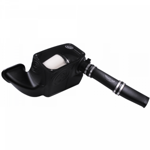 Gas Vehicles - Ram - S&B - S&B | Cold Air Intake For 14-18 Dodge Ram 1500 3.0L EcoDiesel V6 Dry Extendable White | 75-5074D