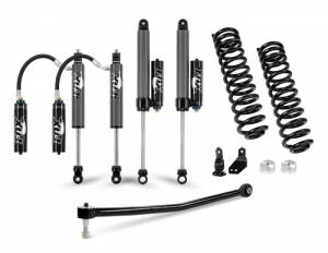 Steering And Suspension - Lift & Leveling Kits - Cognito Motorsports Truck - Cognito Motorsports Truck   2-Inch Elite Leveling Kit With Fox FSRR 2.5 For 17-19 Ford F250/F350 4WD Trucks   220-P0948