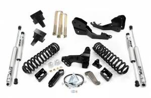 Steering And Suspension - Lift & Leveling Kits - Cognito Motorsports Truck - Cognito Motorsports Truck   5-Inch Standard Lift Kit With Fox PS 2.0 IFP Shocks For 2020 Ford F250/ F350 4WD Trucks   120-P0951