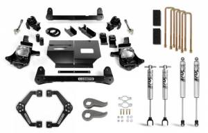Cognito Motorsports Truck | 6-Inch Standard Lift Kit with Fox PS 2.0 IFP for 11-19 Silverado/Sierra 2500/3500 2WD/4WD | 110-P0968