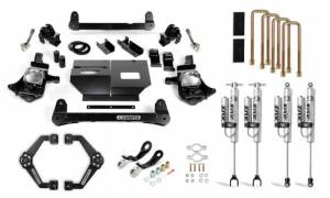 Cognito Motorsports Truck | 4-Inch Performance Lift Kit with Fox PSRR 2.0 for 11-19 Silverado/Sierra 2500/3500 2WD/4WD | 110-P0967