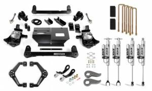 Cognito Motorsports Truck | 6-Inch Performance Lift Kit with Fox PSRR 2.0 for 11-19 Silverado/Sierra 2500/3500 2WD/4WD | 110-P0969