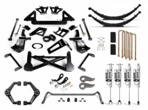 Cognito Motorsports Truck | 12-Inch Performance Lift Kit with Fox PSRR 2.0 for 11-19 Silverado/Sierra 2500/3500 2WD/4WD | 210-P0982