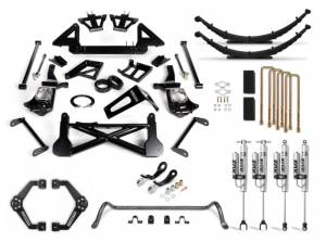 Cognito Motorsports Truck | 10-Inch Performance Lift Kit with Fox PSRR 2.0 for 11-19 Silverado/Sierra 2500/3500 2WD/4WD | 210-P0981