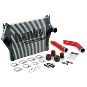 Turbo Chargers & Components - Intercoolers and Pipes - Banks Power - Banks Power | Intercooler System W/Boost Tubes 07-08 Dodge 6.7L | 25983