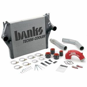 Turbo Chargers & Components - Intercoolers and Pipes - Banks Power - Banks Power | Intercooler System 06-07 Dodge 5.9L W/Monster-Ram and Boost Tubes | 25981