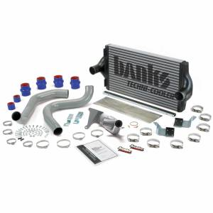 Turbo Chargers & Components - Intercoolers and Pipes - Banks Power - Banks Power | Intercooler System W/Boost Tubes 99.5 Ford 7.3L | 25971