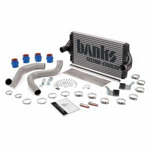 Turbo Chargers & Components - Intercoolers and Pipes - Banks Power - Banks Power | Intercooler System W/Boost Tubes Large Aluminum 99.5-03 Ford 7.3L | 25973