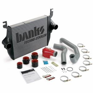 Turbo Chargers & Components - Intercoolers and Pipes - Banks Power - Banks Power | Intercooler System 05-07 Ford 6.0L F250/F350/F450 W/High-Ram and Boost Tubes | 25975