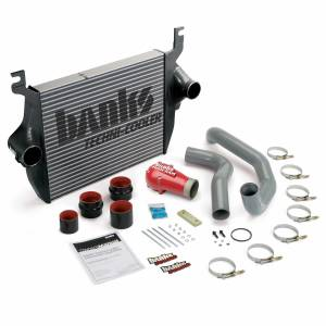 Turbo Chargers & Components - Intercoolers and Pipes - Banks Power - Banks Power | Intercooler System 03-04 Ford 6.0L F250/F350/F450 W/High-Ram and Boost Tubes | 25974