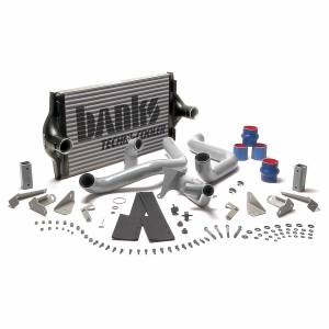 Turbo Chargers & Components - Intercoolers and Pipes - Banks Power - Banks Power | Intercooler System W/Boost Tubes 94-97 Ford 7.3L | 25970