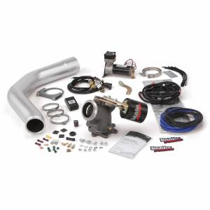 Exhaust - Exhaust Brakes - Banks Power - Banks Power | Brake Exhaust Braking System 99-99.5 Ford 7.3L Stock Exhaust | 55203