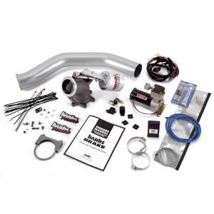 Exhaust - Exhaust Brakes - Banks Power - Banks Power | Brake Exhaust Braking System 99.5-03 Ford F-450/F-550 Super Duty 7.3L Banks Exhaust | 55204