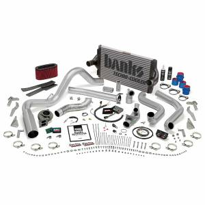 Banks Power | PowerPack Bundle Complete Power System W/OttoMind Engine Calibration Module Chrome Tail Pipe 94-95.5 Ford 7.3L Automatic Transmission | 48555