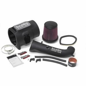 Air Intakes & Accessories - Air Intakes - Banks Power - Banks Power | Ram-Air Cold-Air Intake System Oiled Filter 14-16 Chevy/GMC 1500 15-SUV 6.2L | 41858