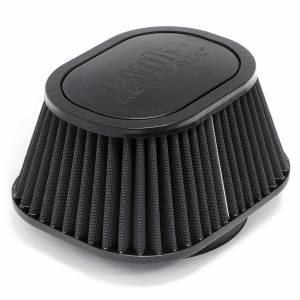 Air Intakes & Accessories - Air Filters - Banks Power - Banks Power | Air Filter Element Dry For Use W/Ram-Air Cold-Air Intake Systems 99-14 Chevy/GMC - Diesel/Gas | 42138-D
