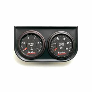 Gauges & Pods - Gauges - Banks Power - Banks Power   DynaFact Electronic Gauge Assembly 01-07 Chevy 03-07 Dodge 03-07 Ford   64507