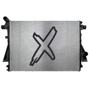 2011-2016 Ford 6.7L Powerstroke - Cooling System - XDP Xtreme Diesel Performance - XDP Xtreme Diesel Performance | Replacement Main Radiator 11-16 Ford 6.7L Powerstroke 1 Row XD291 X-Tra Cool | XD291