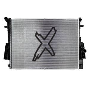2008-2010 Ford 6.4L Powerstroke - Cooling System - XDP Xtreme Diesel Performance - XDP Xtreme Diesel Performance | Replacement Secondary Radiator 11-16 Ford 6.4L Powerstroke 2 Row X-TRA Cool Direct-Fit XD290 | XD290