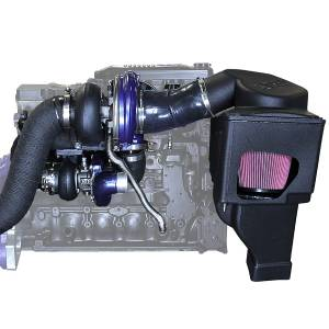 Turbo Chargers & Components - Turbo Charger Kits - ATS Diesel Performance - ATS Diesel Performance | Aurora 3000/5000 Twin Turbo Kit Dodge 2003-07 | 202A352272