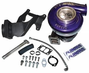 Turbo Chargers & Components - Turbo Charger Kits - ATS Diesel Performance - ATS Diesel Performance | Aurora 3000 Turbo System W/O Up-Pipes And Electronic Control Box Early 2003 Ford 6.0L Powerstroke | 2029313278