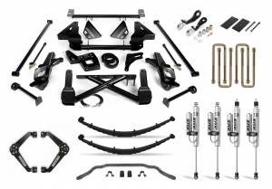 Steering And Suspension - Lift & Leveling Kits - Cognito Motorsports Truck - Cognito Motorsports Truck | 10-Inch Performance Lift Kit for 01-10 Silverado/ Sierra 2500/3500 2WD/4WD Trucks | 110-P0998