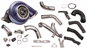 Turbo Chargers & Components - Turbo Charger Kits - ATS Diesel Performance - ATS Diesel Performance | ATS Aurora 6000 Plus Compound Turbo Kit 2015+ Ford 6.7L Powerstroke | 2029623416